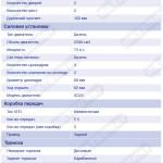 Технические характеристики Datsun 720 2.3d MT