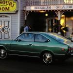 Bluebird 510: купе