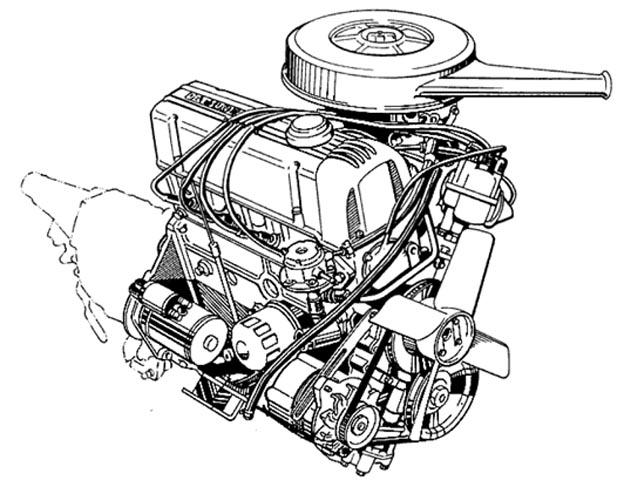 Двигатель Datsun Bluebird 510