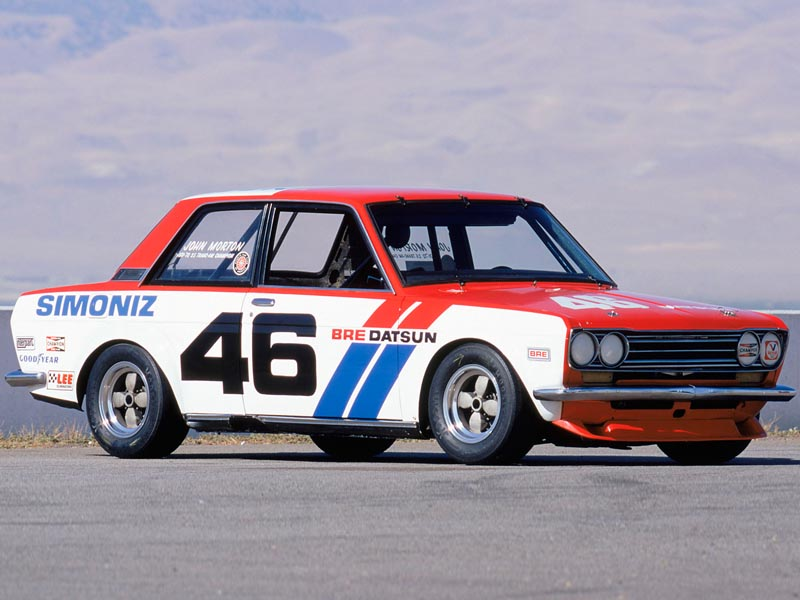 Datsun Bluebird 510 Rally