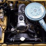 Двигатель Nissan Datsun 720