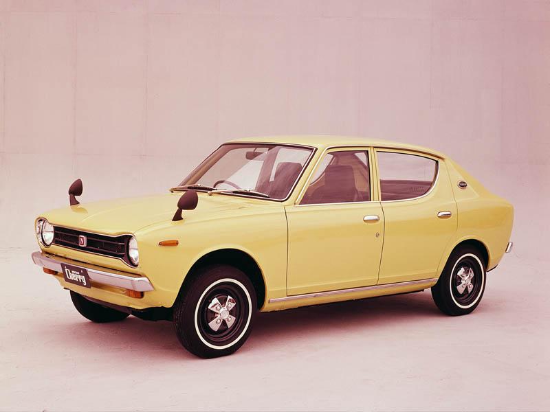 Nissan Datsun Cherry