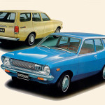 Datsun Sunny B210 VAN