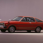 Datsun Sunny B310 купе