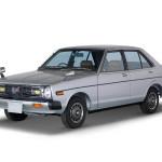 Datsun Sunny B310 четырехдверный седан