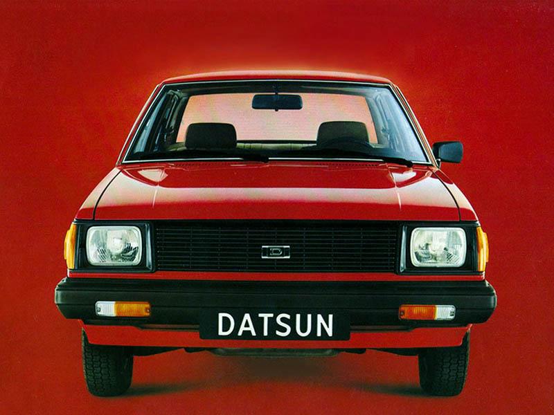 Datsun Sunny B310 седан