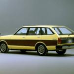 Datsun Sunny B310  четырехдверный универсал