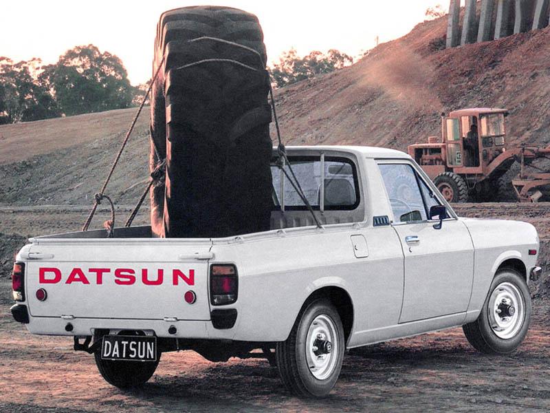 Datsun Sunny Track B120