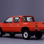 Nissan Datsun D21 4WD AD Double Cab
