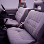 Передние сиденья и салон Nissan Datsun D21 4WD AD Double Cab