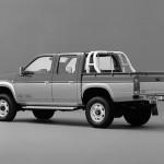 Nissan Datsun D21 4WD Double Cab