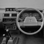 Салон и торпеда Nissan Datsun D21 4WD Double Cab