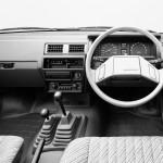 Торпеда и салон Nissan Datsun D21 4WD Regular Cab