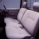 Передние сиденья Nissan Datsun D21 Regular Cab